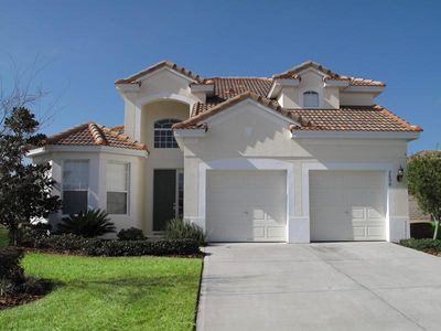 Photo for Windsor Hills   Pool Home 5BR/5BA   Sleeps 10   Platinum - RWH501, Accommodation for 10 people