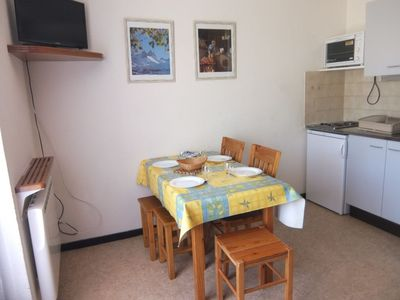Photo for Apartment in Fontcouverte-la-Toussuire with Parking, Internet, Balcony (100325)