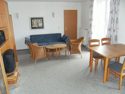 Photo for Duhner dune apartment 23, no smoking, wifi, lift, roof terrace, close to the beach