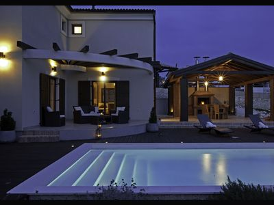 Photo for Exclusive villa with private pool and various sports facilities, near NP Brijuni