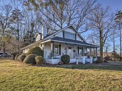 Photo for NEW! Historical Family Home, 12 Mi to DT Asheville