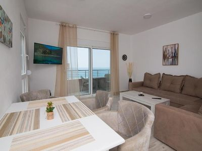 Holiday apartment Utjeha for 4 persons with 1 bedroom - Penthouse holiday apartment
