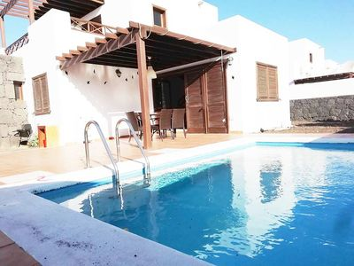 Photo for Unforgettable Villa with private pool, Wifi, etc.