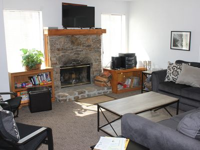 Photo for 4 bedroom townhouse w/  1st fl bedroom  (3 bdrm next door is available also)