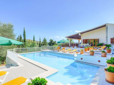 Photo for Villa Bonjour - This spacious villa includes a private pool, WI-FI & A/C