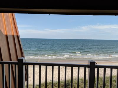 Photo for Topsail Dunes 2310 Oceanfront*Community Pool*Easy Beach Access