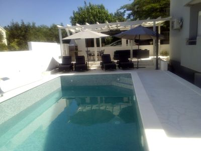 Photo for Holiday house Viktoria with pool for 14 people