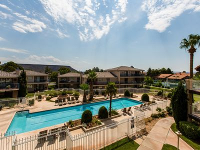 Photo for M10 Sports Village | BEAUTIFUL VIEWS OF THE CLUBHOUSE AMENITIES,  MOUNTAINS, AND HIKES