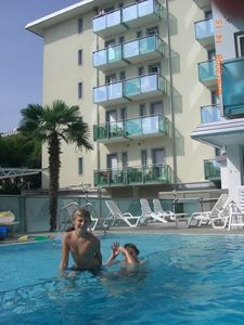 Photo for Holiday apartment 70 meters from the beach