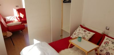 Photo for Nice Studio Attic near the Central Bus Station and Railway Station AVE