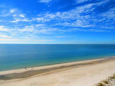 Photo for Great beachfront 2 bed/2 bath/new queen sleeper sofa! See dolphins from balcony!