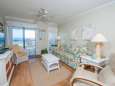 Photo for Bright, Beautiful Oceanfront Condo