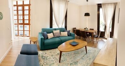 Photo for LUMINOUS APARTMENT IN THE CENTER OF LOGROÑO