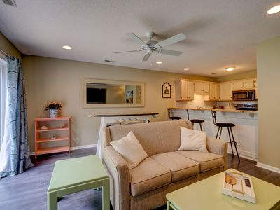 Photo for A little over 1 mile to intracoastal & Wrightsville Beach! 3 Master suites