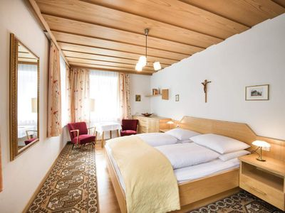 Photo for Double room with shower od. Bathroom, toilet - rectory, guest house