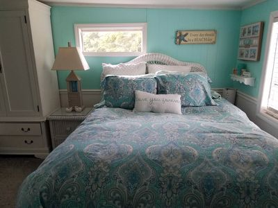 Photo for Beach Bungalow One Block To Ocean! Pet Friendly!