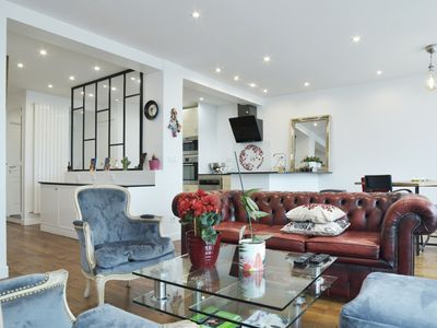 Photo for Spacious 70sqm apartment with terrace
