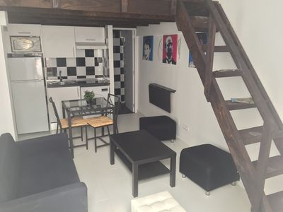 Photo for Furnished Studio Duplex 35m2 Built in 2015