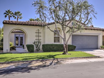 Photo for NEW! Rancho Mirage Home w/ Furnished Patio & Grill