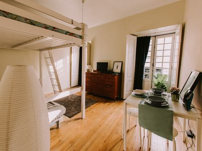 Photo for Typical flat with terrace - City Center