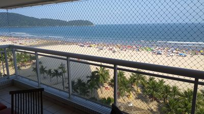 Photo for Wonderful apartment fully facing the sea !!! With barbecue + Wifi