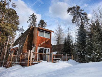 Photo for Cabin in Breckenridge  - Walk to Main Street & Peak 9 Lifts