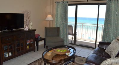 Photo for Dunes of Panama Vacation Rentals D402 - Stunning Gulf View