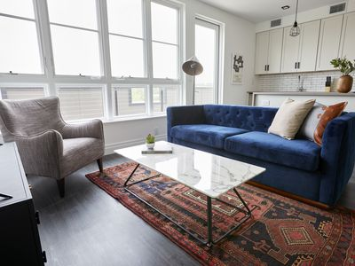 Photo for Sonder | The Lamont | Bright 2BR + Terrace