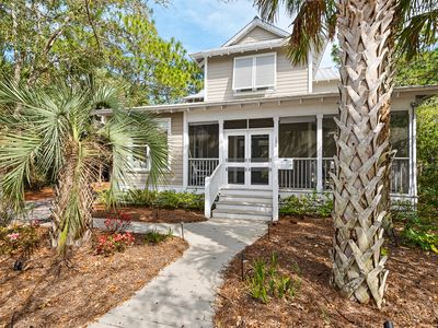 Photo for Close to Seaside!-Street Legal Golf Cart/4 Bedroom/4 Bath/4 Beach Chairs/4 Bikes