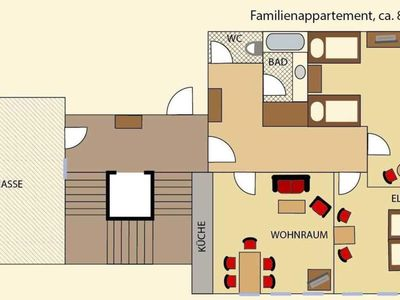 Photo for Family Apartment Hotel LEITNERBRÄU **** - Family Apartment Hotel Leitnerbräu