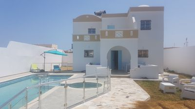 Photo for Villa Zeyneb ideal family for children with swimming pool without screw has screw