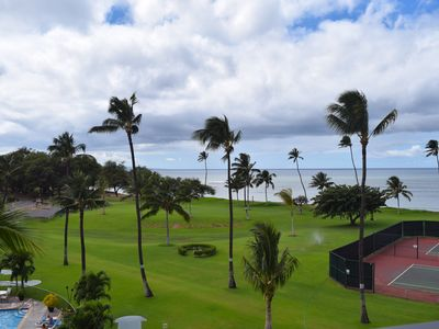 Photo for *^ New Renovation! Commanding views of pool and ocean, large suite A-517