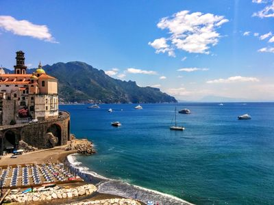 Photo for House in Amalfi coast with amazing view !!!