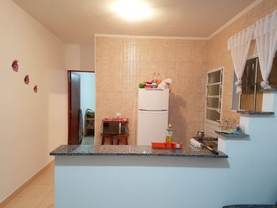 Photo for Casa Nova, quiet location 13 minutes from the center of Itanhaém.
