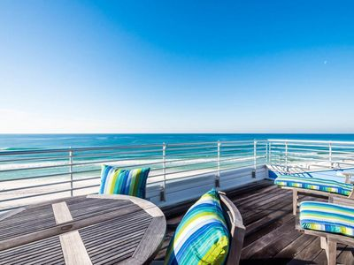 Photo for 'Jane's Addiction' * NEW RENTAL! *'Beautiful, BEACH FRONT home * 5 BR * Sleeps 21 * Seagrove Beach