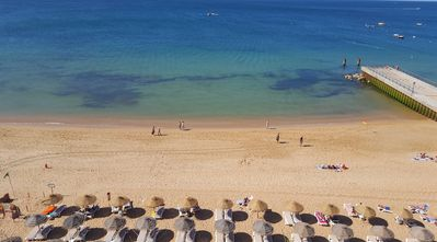 Photo for APARTMENT ALBUFEIRA CITY CENTER 4 PEOPLE 200m FROM THE BEACH SWIMMING POOL