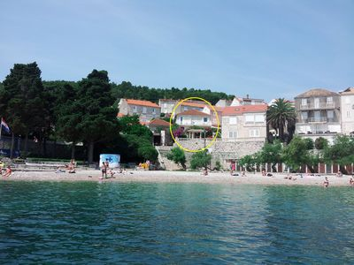 Photo for 1BR Apartment Vacation Rental in Korcula