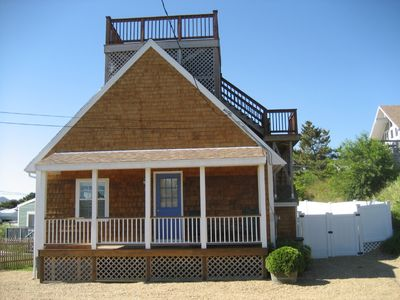 Photo for Charming Cottage w/ Panoramic Roof-top Views!
