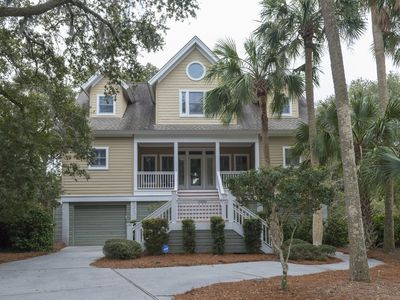 Photo for Fabulous 4 BR/3.5 BA w/ Golf Views! Great Family Vacation Home! Close to Beach!