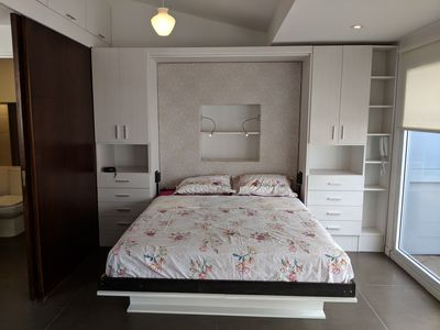 Photo for Top floor studio for two, just 200m from Obelisco!