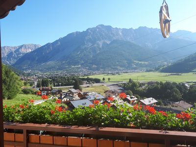 Photo for Casa ai Ross - holiday apartment next to Bormio