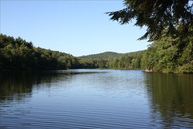 Long Pond from Private Beach