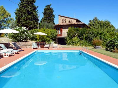 Photo for Vacation home Casa La Porta (GAM183) in Gambassi Terme - 12 persons, 3 bedrooms
