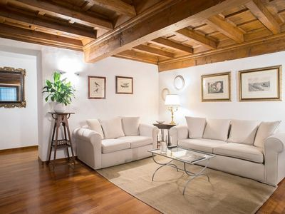 Photo for Visconti di Modrone Palace heart of Florence - Free Wi-Fi - A / C
