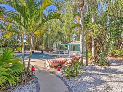 Photo for Charming Venice House w/ Private Pool & Backyard!