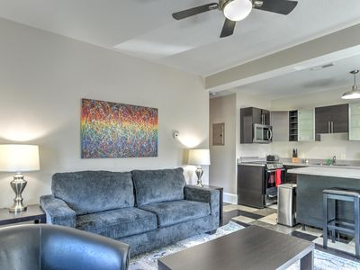 Photo for Newly renovated charming condo in Historic King James Building #6