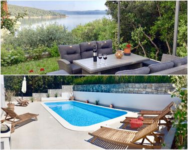 Photo for Villa Sol - with private pool and 30m from the sea