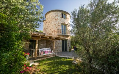 Photo for Thyme Tower luxery stone Tower,with private pool and stunning sea view