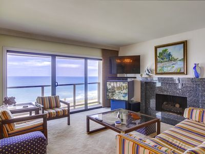 Photo for Monthly Pricing Available - Ocean View Beautiful 2 Bed/ Pool/ Beach Access