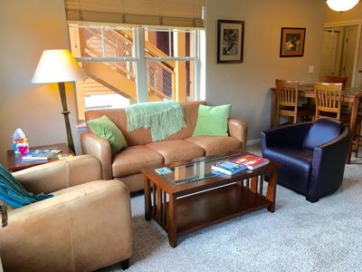 Photo for Inviting Two Bed, Two Bath in lovely Waterside West Fraser